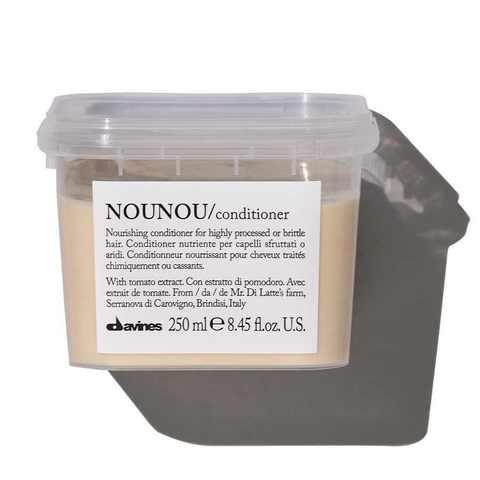 NOUNOU/conditioner - Питательный кондиционер, облегчающий расчесывание волос