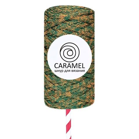 Полиэфирный шнур Caramel Микс 18