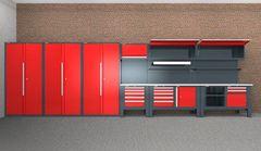 Металлическая мебель, серия