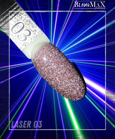 Гель лак Laser 03, 8 мл