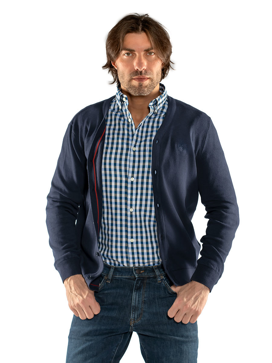 Barbour кардиган Cotton Cardigan MKN1311/NY72