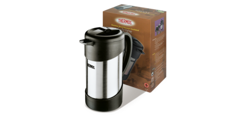 Термос-кофеварка Thermos NCI 1000 Caffee Plunger (1 литр) с прессом