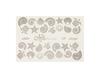 Фольга для дизайна ногтей цвет серебро 56 купить за 120руб