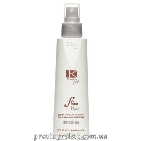 BBcos Kristal Evo Shine Hair Spray -Спрей для блиску волосся