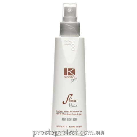 BBcos Kristal Evo Shine Hair Spray - Спрей для блиску волосся