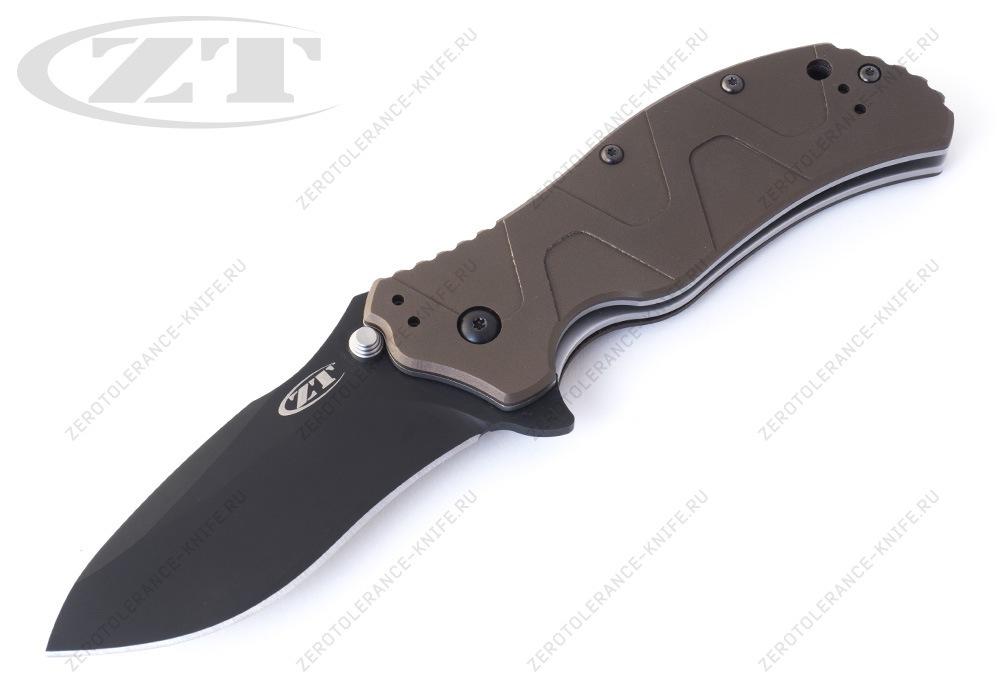 Нож Zero Tolerance 0350BRN Onion