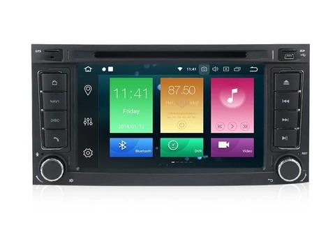 Штатная магнитола  для Volkswagen Touareg 2003-2011 Android 9.0 4/32GB IPS  модель 7A808PX5