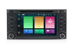Штатная магнитола  для Volkswagen Touareg 2003-2011 Android 8.0 4/64GB IPS DSP модель 7A808PX5