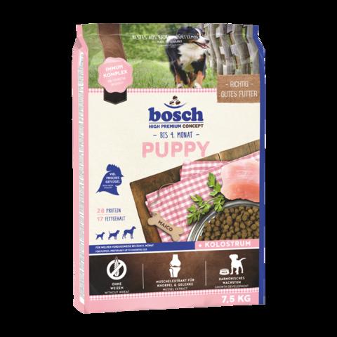 Bosch Puppy Сухой корм для щенков с домашней птицей