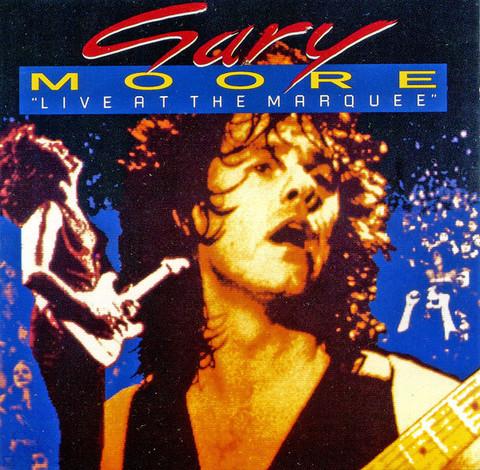 Виниловая пластинка. Gary Moore 