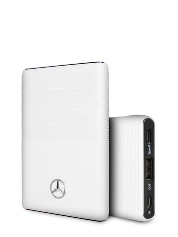 Mercedes / Внешний аккумулятор 5000 mAh | LED-индикатор, белый