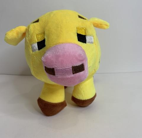 Майнкрафт Мягкая Игрушка Желтая