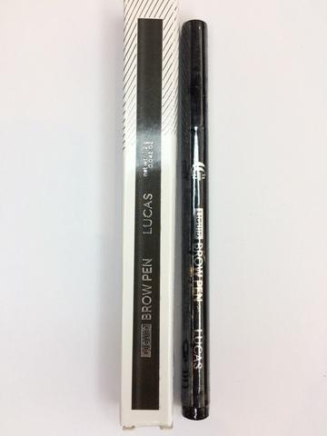 Фломастер для бровей Liquid Brow Pen CC Brow (серо-коричневый)