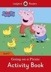Peppa Pig: Going on a Picnic Activity Book - Ladybird Readers Level 2