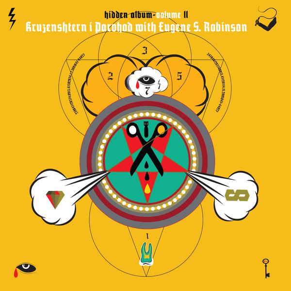 KRUZENSHTERN I PAROHOD WITH EUGENE S. ROBINSON: Hidden Album - Volume Ii
