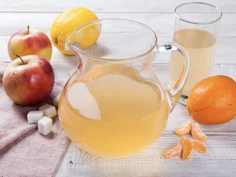 Имбирный лимонад 500 мл