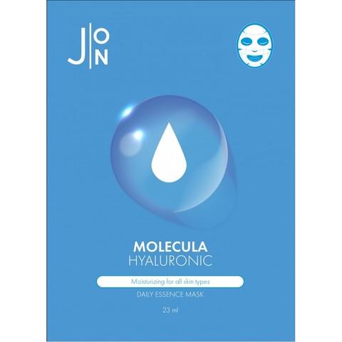J:ON Тканевая маска с гиалуроновой кислотой Molecula Daily Essence Mask Hyaluronic, 1 шт