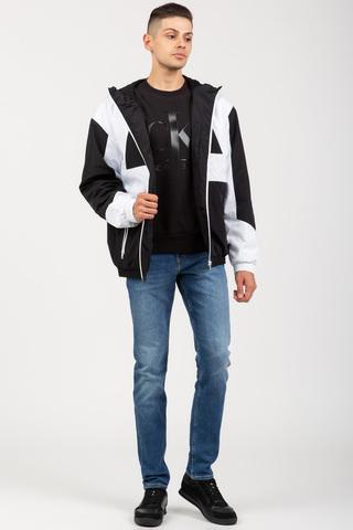 Ветровка CK STRIPE BOX WINDBREAKER Calvin Klein Jeans