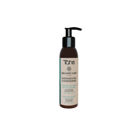 ORGANIC CARE RADIANCE LEAVE-IN OIL CONDITIONER FOR THICK AND DRY HAIR Увлажняющий несмываемый кондиционер для густых и сухих волос 100 мл