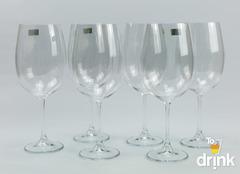 Набор из 6 бокалов для вина Barbara, 640 мл, фото 4