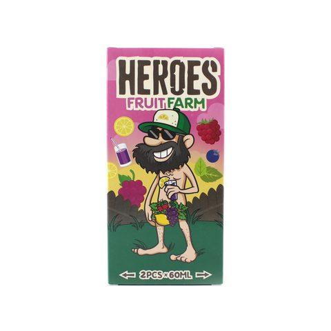 Жидкость Heroes Fruit Farm