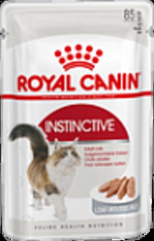 Instinctive (паштет) - для кошек старше 1 года 85г.