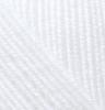Пряжа Alize Superlana Klasik 55 (Белый)