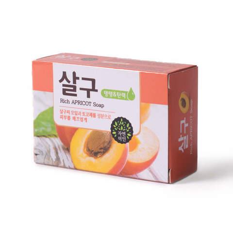 Clio Мыло туалетное абрикос Apricot Soap, 100 гр