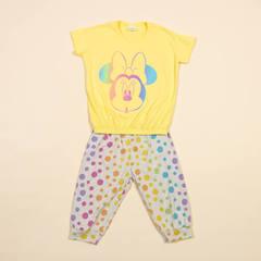 Детская женская пижама Disney E21K-24P101