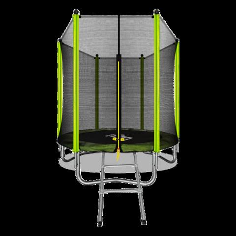 Батут ARLAND 6FT с внешней сеткой