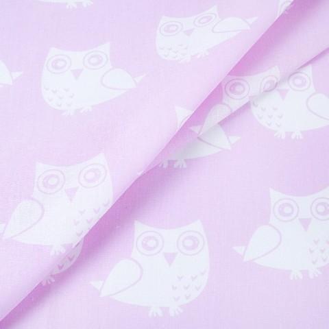Бязь плательная 150 см 1682/2 цвет розовый