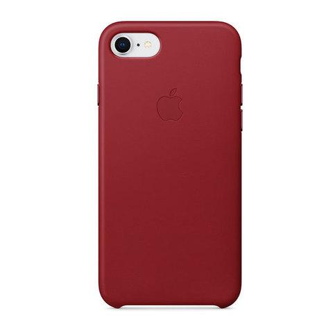 Чехол для iPhone 7 / 8 - Кожаный (Leather Case)