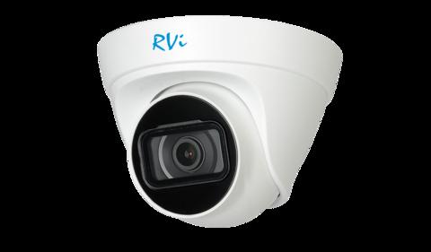 Камера видеонаблюдения RVI-1NCE2010 (2.8) WHITE