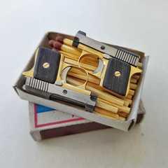 Miniature micro Beretta 934