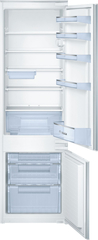 Холодильник встраиваемый с морозильником Bosch Serie | 4 KIV38V20RU фото