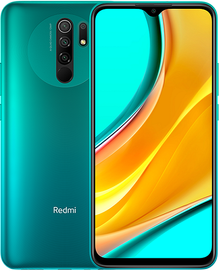 Xiaomi Redmi 9 4/64gb Зеленый green.png