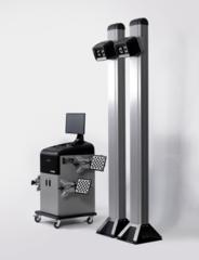 Стенд сход развала 3D Техно Вектор T 7204 H A