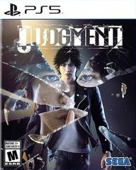Judgement (PS5, английская версия)