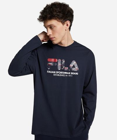 FILA / Футболка с длинным рукавом