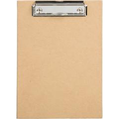 Папка-планшет Attache Loft A5 бумажная бежевая без крышки