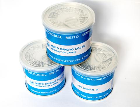 Meito микробиальный ренин, сырная закваска 100 гр, фото
