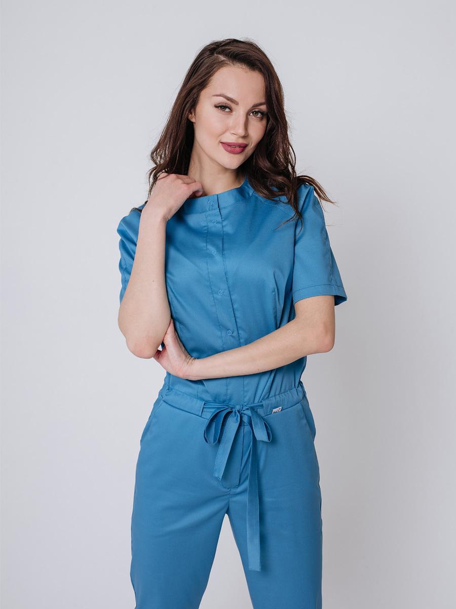 медицинский комбинезон женский MediS