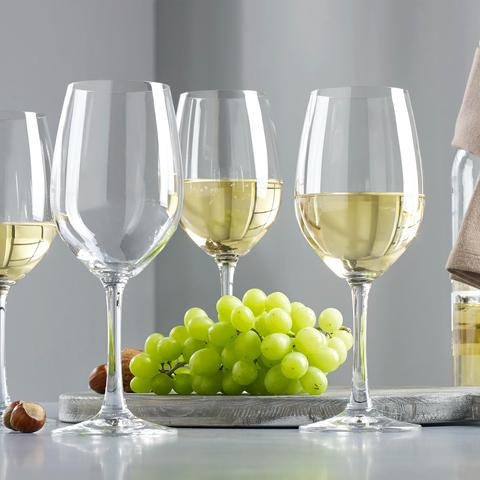 Бокалы для белого вина «Winelovers», 12 шт, 380 мл