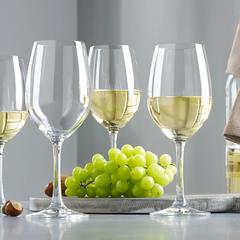 Бокалы для белого вина «Winelovers», 12 шт, 380 мл, фото 1