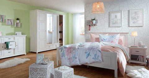Спальня из массива Елена