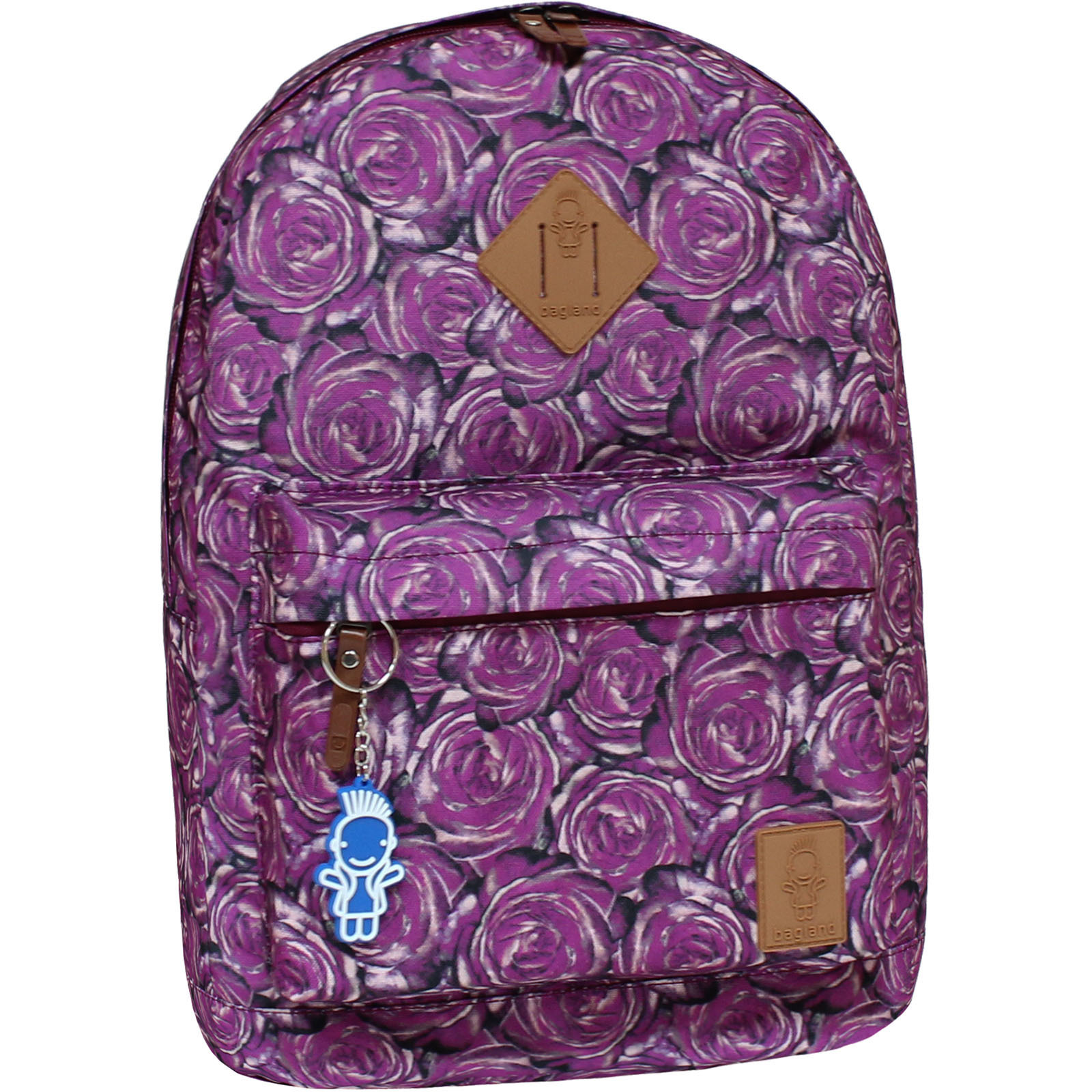 Городские рюкзаки Рюкзак Bagland Молодежный (дизайн) 17 л. сублимация 155 (00533664) IMG_7025_155.JPG