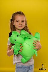 Подушка-игрушка антистресс Gekoko «Патрик Зеленый» 1