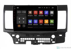 Штатная магнитола 4G/LTE Mitsubishi Lanser X 07-13 Android 7.1.1 Parafar PF970