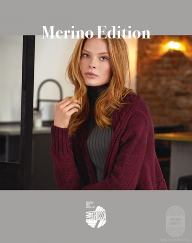 Журнал MERINO Edition