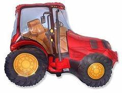 F Мини фигура Трактор (красный), 14